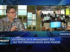 Peran Strategis  Enterprise Data Management Bank Mandiri