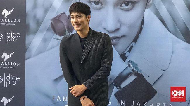 Sung Hoon Siap 'Menggila' Bersama Fan di Jakarta Esok