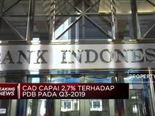 CAD Triwulan III-2019 Capai USD 7,7 Miliar