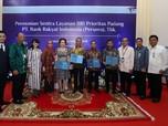 Incar Simpanan, BRI Tambah Sentra Layanan Prioritas di Padang