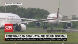 VIDEO: Dampak Putusnya Kerja Sama Sriwijaya & Garuda