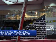 Psstt.. Ada Penghuni Baru MSCI Global RI
