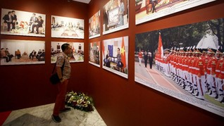 RI Peringati 60 Tahun Kunjungan Ho Chi Minh ke Indonesia