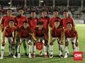 Babak I: Timnas Indonesia U-19 Unggul 2-0 atas Hong Kong