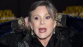 Rencana Awal Cerita Carrie Fisher di 'Star Wars IX' Terungkap