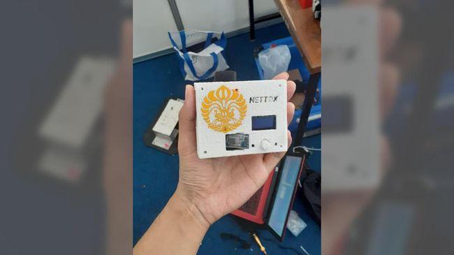 Nettox, Jam Pintar Karya Anak Bangsa Tangkal Candu Gadget