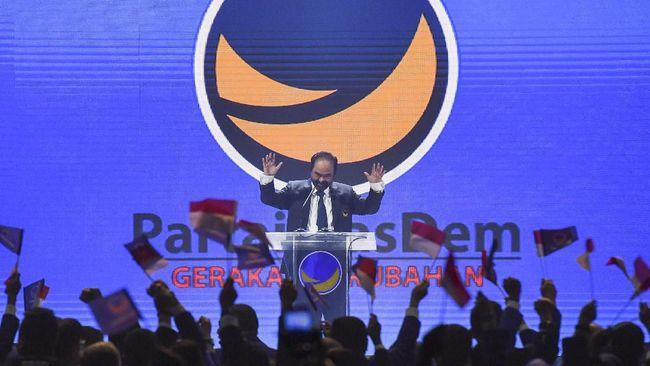 Paloh Harap Ada Kandidat Lain Dalam Bursa Calon Ketum Nasdem