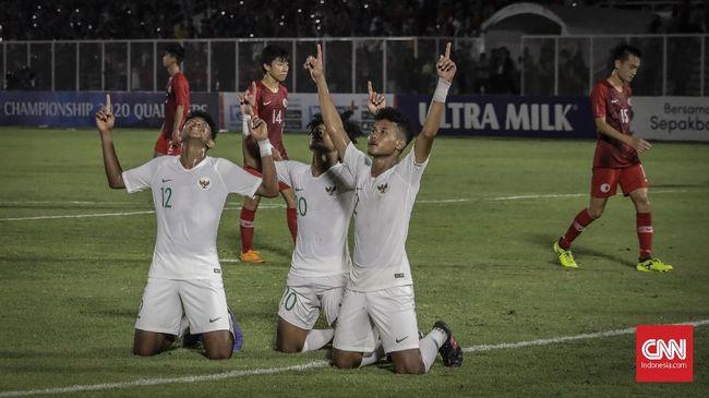 3 Cara Timnas Indonesia U-19 Lolos ke Piala Asia 2020