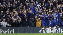Hazard Tak Terkejut dengan Kehebatan Chelsea Era Lampard