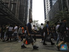 Ribuan Remaja Pecinta Sneaker Serbu Urban Sneaker Society