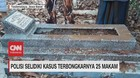 VIDEO: Polisi Selidiki Kasus Terbongkarnya 25 Makam