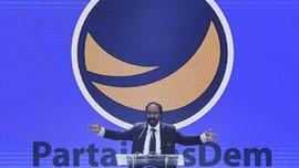 NasDem Target Menangkan Pemilu 2024