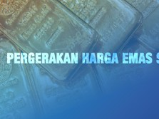 Emas yang Malang, Jeblok 3,7% dalam Sepekan!