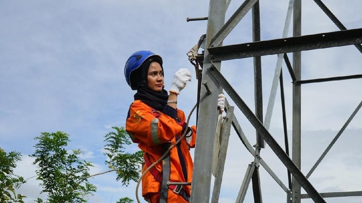 PLN Dapat Kucuran Kredit Rp 14 T Buat Proyek 35 Ribu MW