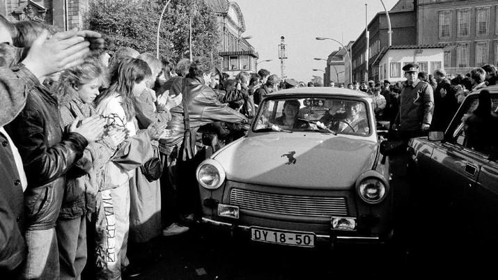 Mengenang 30 Tahun Robohnya Tembok Berlin
