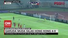 VIDEO: Timnas U-19 Indonesia Gilas Hong Kong 4-0