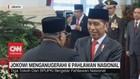 VIDEO: Jokowi Beri Gelar Pahlawan Nasional Kepada 6 Tokoh
