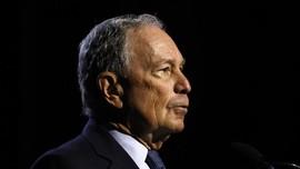Konglomerat Michael Bloomberg Resmi Daftar Pilpres AS