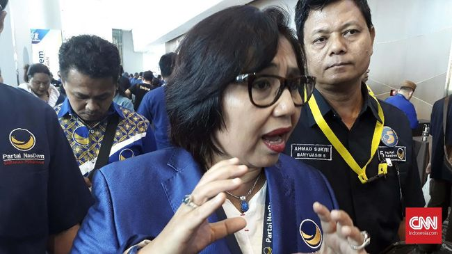 Nasdem: Pidato Partai Pancasilais Surya Paloh Bukan Sindiran