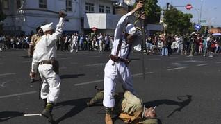 FOTO: Mengenang Aksi Heroik Arek Suroboyo