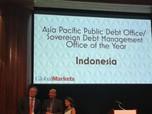 RI Raih Penghargaan Public Debt Management dari GlobalMarkets