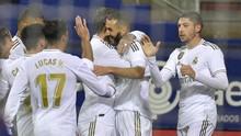 Dulu Real Madrid Punya Ronaldo, Kini Terlihat Suram