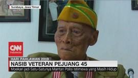 VIDEO: Begini Nasib Mantan Polisi Veteran Pejuang 45