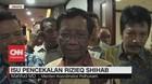 VIDEO: Mahfud Md Akan Pelajari Surat Pencekalan Rizieq Shihab