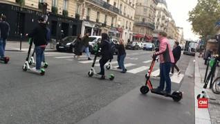 VIDEO: Skuter Listrik Momok bagi Lingkungan