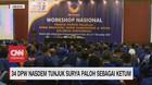VIDEO: 34 DPW Nasdem Tunjuk Surya Paloh Sebagai Ketum Nasdem