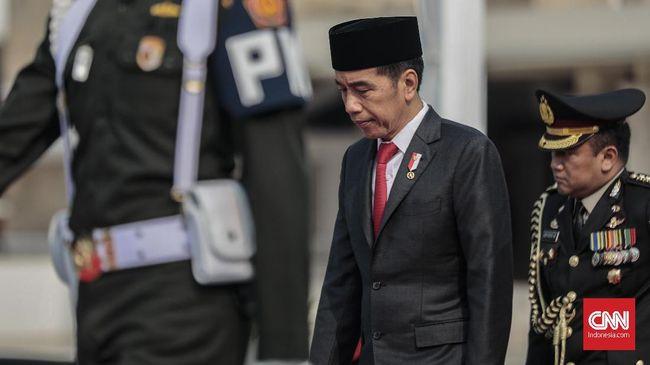Jokowi Begadang Pantau Gempa M 7,1 Maluku Utara Semalam