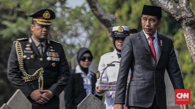 Jokowi Belum Berencana Tambah Enam Kursi Wakil Menteri