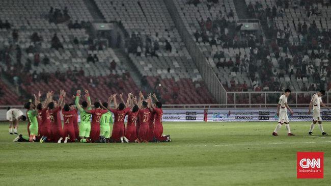 Timnas Indonesia ke Piala Asia U-19, Fakhri Merasa Beruntung