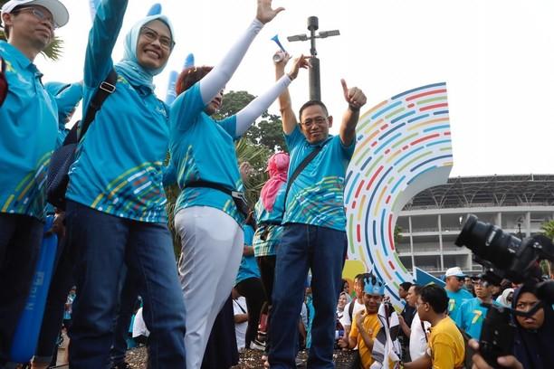 40.000 Peserta Ramaikan Hari Listrik Nasional ke-74