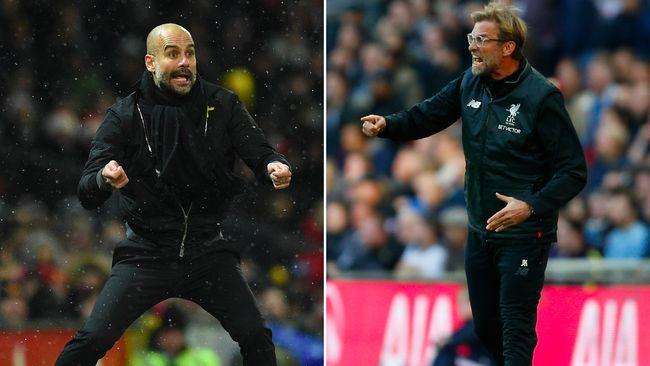 Liverpool vs Man City: Guardiola Bantah Takut Lawan Klopp