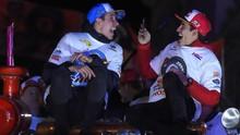 Marquez Senang Adik Tidak Buru-buru ke MotoGP