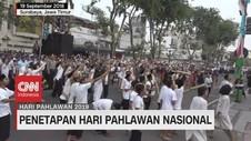 VIDEO: Kisah di Balik Penetapan Hari Pahlawan Nasional