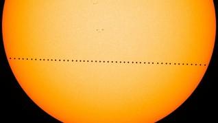 Transit Merkurius: Fenomena Langka, 13 Kali dalam 100 Tahun
