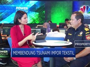 DJBC: Aturan Safeguard Impor Tekstil Berlaku 200 Hari