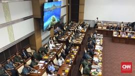 Rapat dengan Prabowo, Anggota Komisi I Gerindra Hadir Semua