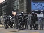 Makin Tak Terkendali, Demo Hong Kong Berlanjut hingga Sore