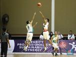 Intip Kompetisi Basket Ala Holding Tambang BUMN MIND ID