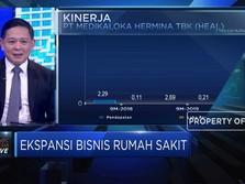 Ekspansi Bisnis RS, Hermina Dorong Peningkatan Sistem IT