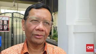 Mahfud MD Temui Tito Bahas Kesiapan Pilkada Serentak 2020
