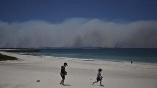 Kabut Asap Tebal Selimuti Sydney, Perjalanan Feri Dibatalkan