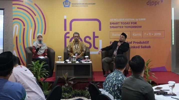Implementasi Wakaf Produktif CWLS merupakan wujud nyata upaya pengembangan dan inovasi di bidang keuangan syariah khususnya dalam investasi sosial di RI.