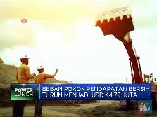 Laba Bersih Kobexindo Merosot 21% Jadi USD 54,9 Juta