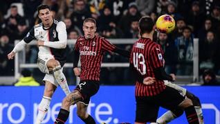 Pemain Juventus Tunggu Maaf Ronaldo