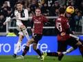 Hasil Liga Italia: Tekuk Milan, Juventus Kembali ke Puncak