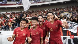 VIDEO: Indonesia Maju Ke Putaran Final Piala Asia 2020